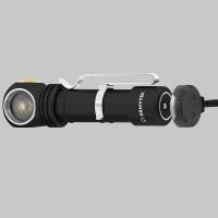 Универсальный фонарь Armytek Wizard C2 Pro Magnet USB холодный белый