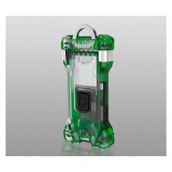 Компактный карманный Li-Po фонарик-брелок на ключи Armytek Zippy Green Jade F06001GR