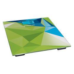 Напольные электронные весы ERGOLUX ELX-SB03-C34 180 кг ЗЕЛЕНО-СИНИЕ арт13435
