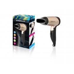Фен для сушки и укладки волос ERGOLUX ELX-HD01-C64 со складной ручкой 1200Вт арт.13129