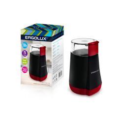 Кофемолка электрическая ножевая ERGOLUX ELX-CG02-С43 130Вт арт13978