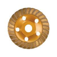 Чашка алмазная зачистная, 150 мм, турбо Matrix 72997