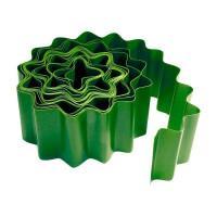 Бордюрная лента, 10х900 см, полипропиленовая, зеленая, Россия Palisad 64480