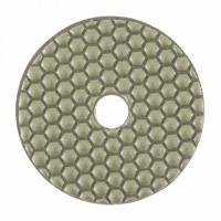 Алмазный гибкий шлифовальный круг, 100 мм, P50, сухое шлифование, 5 шт. Matrix 73500