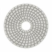 Алмазный гибкий шлифовальный круг, 100 мм, P100, мокрое шлифование, 5 шт. Matrix 73508