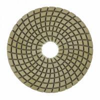 Алмазный гибкий шлифовальный круг ,100 мм, P50, мокрое шлифование, 5 шт. Matrix 73507