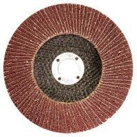 Круг лепестковый торцевой, P 60, 115 х 22,2 мм Matrix 74028