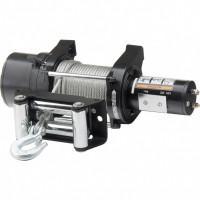 Лебедка автомобильная электрическая LB-3000,3,6 т, 3,4 кВт, 12 В Denzel 52023