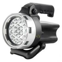 Фонарик поисковый, аккумуляторный, 19 светодиодов Stern 90533
