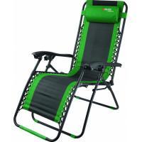 Кресло-шезлонг складное, многопозиционное 160 х 63,5 х 109 cм Camping Palisad 69606