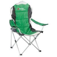 Кресло складное с подлокотниками и подстаканником, 60 х 60 х 110/92 см, Camping Palisad 69592