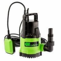 Погружной дренажный насос для чистой воды Сибртех СДН500-5 97262 500Вт 8м 8000 л/ч