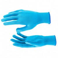 Перчатки Нейлон, 13 класс, цвет ультрамарин, XL Россия 67841