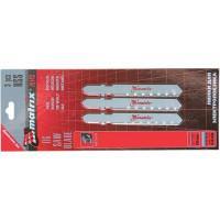 Полотна для электролобзика по металлу, 3 шт, 50 х 1,2 мм, HSS, EU- хвостовик Matrix 78147