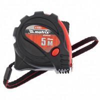 Измерительная рулетка Status Magnet 31005 Matrix 5м полотно 25мм 3 Fixations магнитный зацеп, обрезиненный корпус