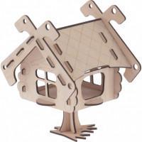Кормушка для птиц, Избушка, малая Palisad 64001