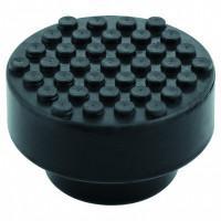 Резиновая опора для подкатного домкрата D 51 мм Matrix Россия 50903