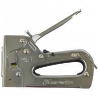 Степлер мебельный металлический регулируемый, тип скобы 53, 6-14 мм Matrix Professional 40913