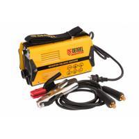 Аппарат инверторный дуговой сварки DS-230 Compact, 230 А, ПВ 70%, диаметр электрода 1,6-5 мм Denzel
