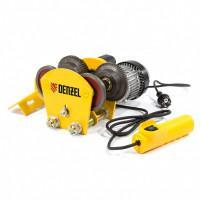 Каретка электрическая для тельфера Т-1000,1 т, 540 Вт Denzel 52009