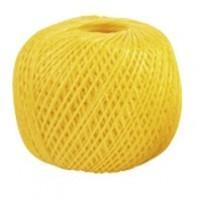 Шпагат полипропиленовый, желтый 60 м, 800 текс Россия Сибртех 93986