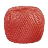 Шпагат полипропиленовый, красный 60 м, 800 текс Россия Сибртех 93987