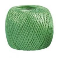 Шпагат полипропиленовый, зеленый 400 м, 1200 текс Россия Сибртех 93984