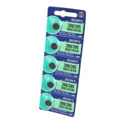 Батарейка Sony SR927/W/SW (399/395) 1,55В дисковая 5шт