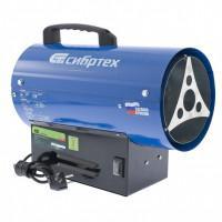 Тепловая газовая пушка Сибртех GH-10 96450 10 кВт прямой нагрев