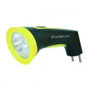 Фонарь ручной светодиодный с кислотным аккумулятором 12867 Ultraflash Accu Profi LED3804M