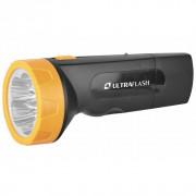 Фонарь ручной светодиодный c кислотным аккумулятором 11241 Ultraflash Accu Profi LED3827