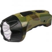 Фонарь ручной светодиодный с кислотным аккумулятором 9822 Ultraflash Accu Profi LED3804ML