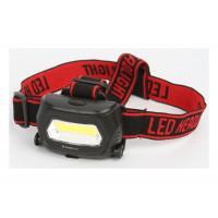 Фонарь налобный светодиодный аккумуляторный IP43 13803 Ultraflash LED5359 Headlite