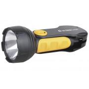 Фонарь ручной светодиодный c кислотным аккумулятором 10922 Ultraflash Accu Profi LED3828