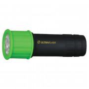 Фонарь карманный светодиодный IP44 10481 Ultraflash Active LED15001-C