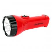 Фонарь ручной светодиодный c кислотным аккумулятором 12920 Ultraflash Accu Profi LED3855