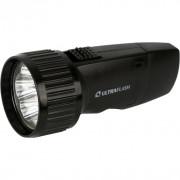 Фонарь ручной светодиодный c кислотным аккумулятором 14020 Ultraflash Accu Profi LED3859