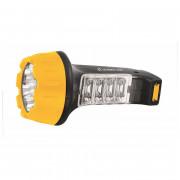 Фонарь ручной светодиодный с кислотным аккумулятором 10973 Ultraflash Accu Profi LED3818