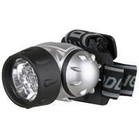 Фонарь налобный светодиодный IP44 10260 Ultraflash LED5351 Headlite