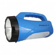 Фонарь ручной светодиодный с кислотным аккумулятором 12889 Ultraflash Accu Profi LED3818SM