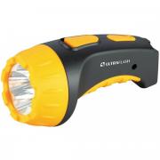 Фонарь ручной светодиодный с кислотным аккумулятором 9215 Ultraflash Accu Profi LED3804