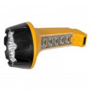 Фонарь ручной светодиодный на 2 кислотных аккумулятора 10974 Ultraflash Accu Profi LED3819