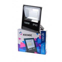 Уличный светодиодный SMD прожектор КОСМОС K-PR5-LED-100 IP65 220В 100Вт 6500К