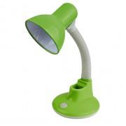 Настольный ламповый светильник 12994 Ultraflash UF-316 зеленый 220В 40Вт Е27