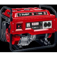 Бензиновый генератор ЗУБР 5500 Вт СБ-5500
