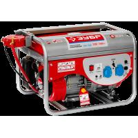 Гибридный генератор (бензин / газ) ЗУБР 2500 Вт ЗЭСГ-2500