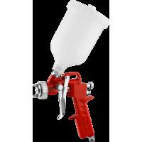 Пневматический краскопульт с верхним бачком ЗУБР МС 200 13 мм 06455-1.3