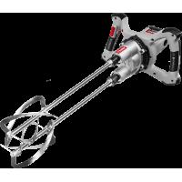 Строительный миксер двойной ЗУБР 1400 Вт МРД-1400