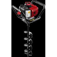 Мотобур (бензобур) со шнеком ЗУБР ⌀60-200 мм 52 см3 МБ1-200 Н