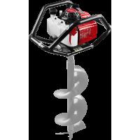 Мотобур (бензобур) без шнека ЗУБР ⌀60-300 мм 71 см3 МБ2-300